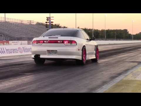 1991 240SX LS1 T56 Cammed 11.0 1/4 Drag racing