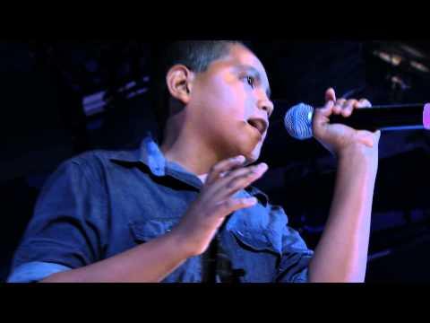 Programa Raul Gil - Silas Magalhães (Vou Subir a Montanha) - Jovens Talentos Kids 2013