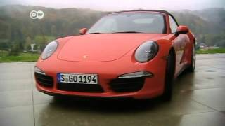 بورش 911 كاريرا 4 كابريوليه   عالم السرعة