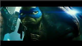 As Tartarugas Ninja Trailer L Brasil Paramount (leg