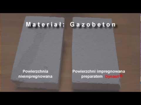 Consil - Impregnacja Gazobetonu - Impregnat do Gazobetonu, Dynasil