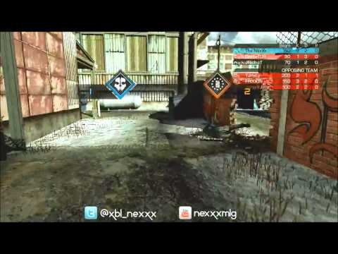 #TheReturn NexXx's CoD:Ghosts All SnD Minitage