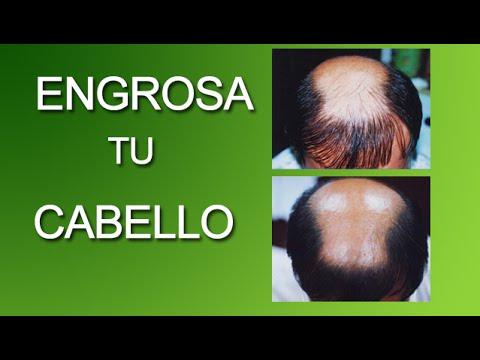Engrosar el cabello con Vitamina E: estudio científico.