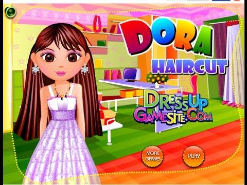 Dora The Explorer Games To Play Online Free - Dora Haircut ...