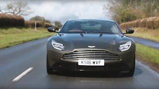 Aston Martin DB11 - Chris Harris Drives - Top Gear. Watch online.