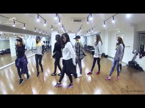 [HD MIRROR] SNSD - Mr Mr Dance Practice
