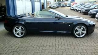 2009 Aston Martin DBS Volante Start Up Rev Beautiful Sound videos