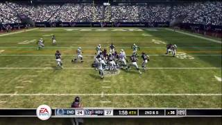 Madden NFL 2010 Moments Manning Does It Again