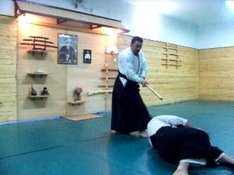 Aikido Iwama Ryu Oran (Jodori) - SidAhmed Fouatih