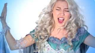 "Disney's FROZEN ""Let It Go"" Demi Lovato COVER By"