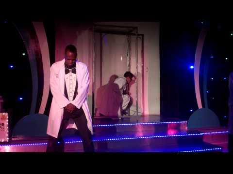 Drag King Teddy Talent Mister Heart of Detroit