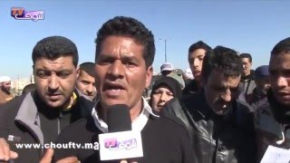 السلطات تهدم آخر دور الصفيح بكاريان سيدي عثمان |
