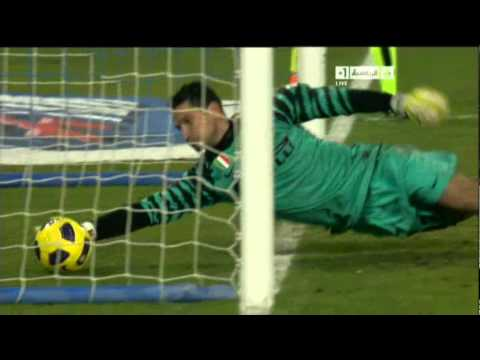 Napoli vs Inter 4-5 : Penalty Shoot out 26-01-2011 Tim Cup