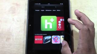 Kindle Fire HD How To Change The Language