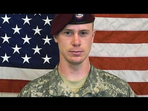 A day in the life of freed Bowe Bergdahl
