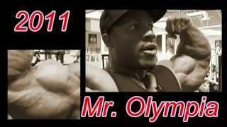 Mr. Olympia 2011 Treino De Bíceps, Tríceps, Peito