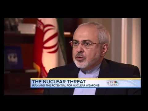 Javad Zarif`s strong response to NBC reporter جواب قاطعانه دکتر ظریف به خبرنگار غربی