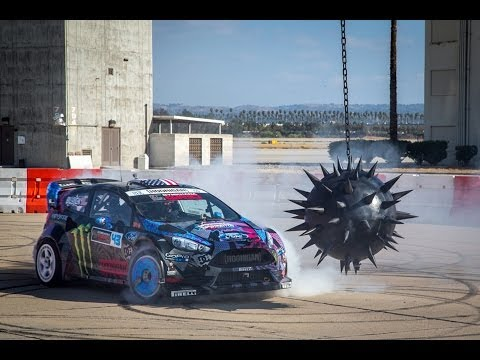 NEED FOR SPEED: KEN BLOCK'S GYMKHANA SIX -- ULTIMATE GYMKHANA GRID COU