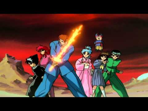 Yu Yu Hakusho Opening 1 Blu Ray (HD 1080p), Here is the first opening for Yu Yu Hakusho in full 1080p blu ray! Enjoy Guys!