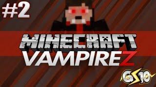 Minecraft VampireZ Mini-Game w/ Graser & Friends! (Game 2)