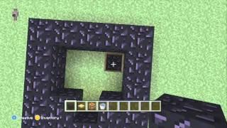 How To Make A Working Minecraft Rocket (NO MODS)