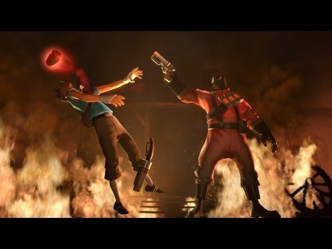 Team Fortress 2 - Pyro