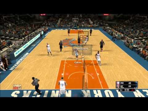 NBA 2k14  :: NBA 2k14 Quick Ranked  :: Most UNSTOPPABLE player :: 76ers Vs. Knicks ::NBA2k14