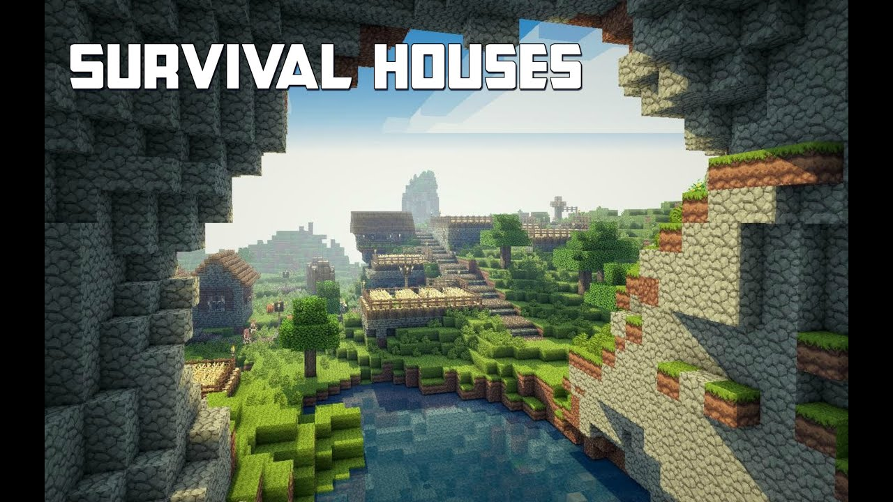 Quick And Easy House Designs For Minecraft Survival