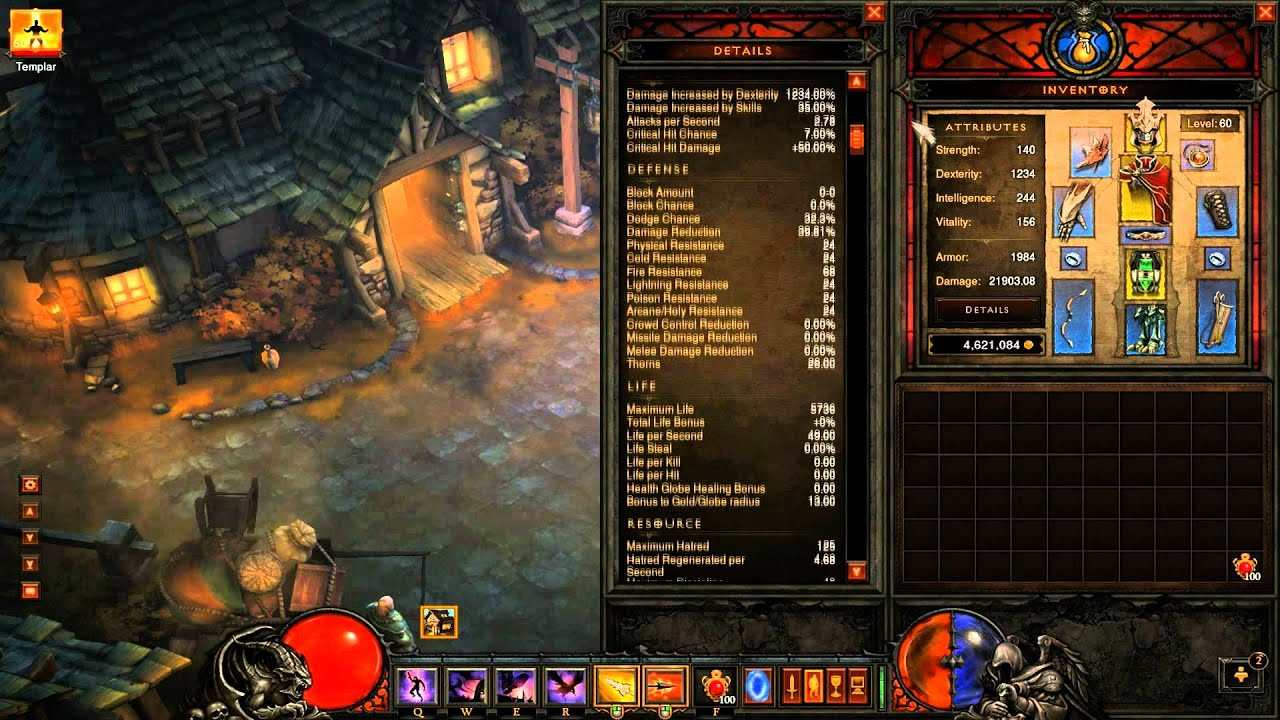 Diablo 3 - How To Kill The Butcher Guide (Skills+Gear+Tips+Strategy ...