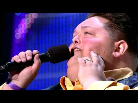 The X Factor USA 2012 - Freddie Combs' Audition