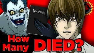 Film Theory: DEATH NOTE–How Deadly Was it?