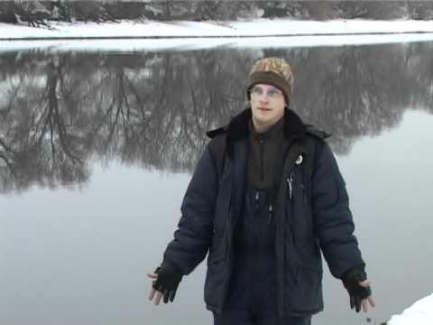 Feeder Зимний фидер - Часть 1