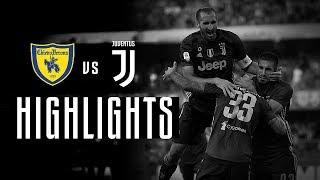 HIGHLIGHTS: Chievo Verona vs Juventus - 2-3 - Serie A - 18.08.2018