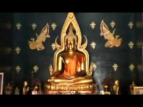 Most Famous THAI MONASTERY Bodh Gaya - Bihar (INDIA)