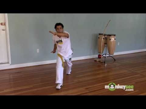 Capoeira - Basic Steps - Ginga