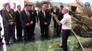 Çanakkale Şehitleri Anıtı Protokolü Ağırladı