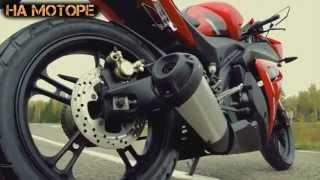 Yamaha R25 First Ride Video