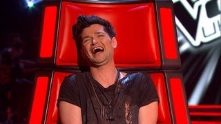 The Voice UK 2013 The Voice LOUDER: Best Bits & Extras