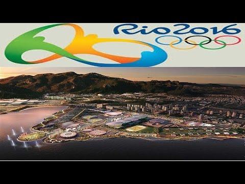 Rio Olympics 2016 - Olympic Park Special - Rio Jeux olympiques de 2016 - Parc olympique spécial