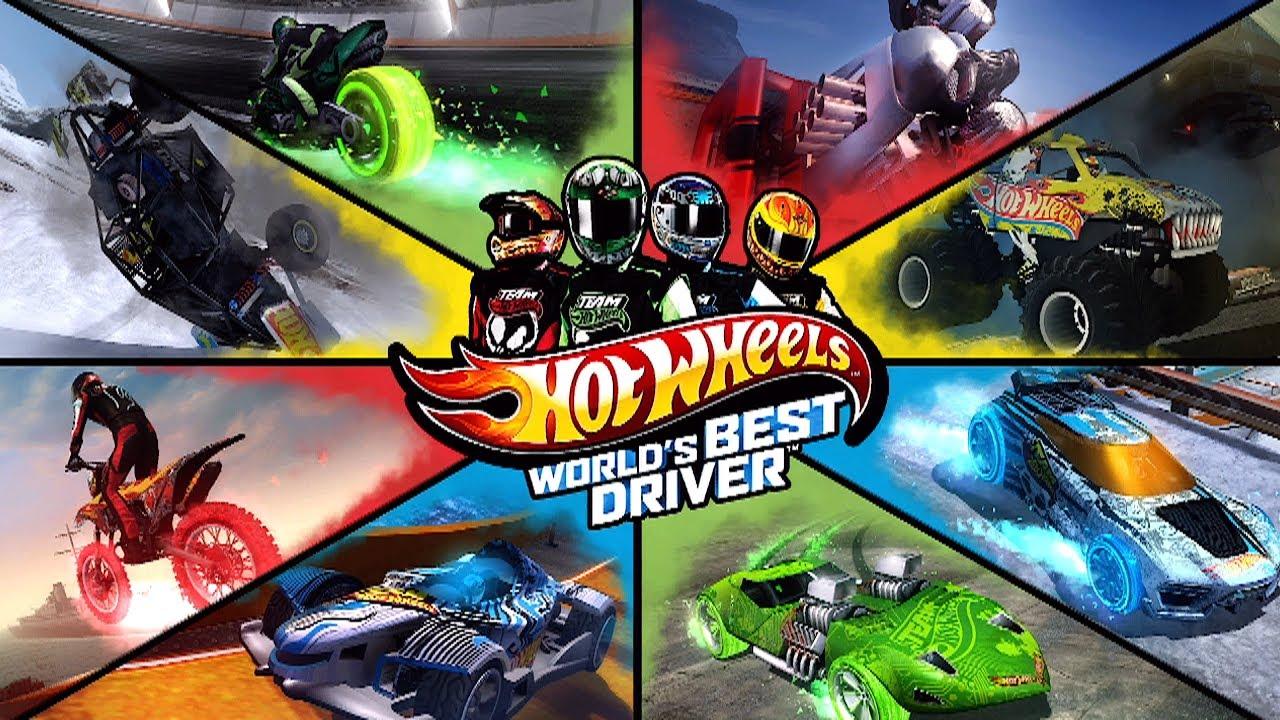 hot wheels video games ps3