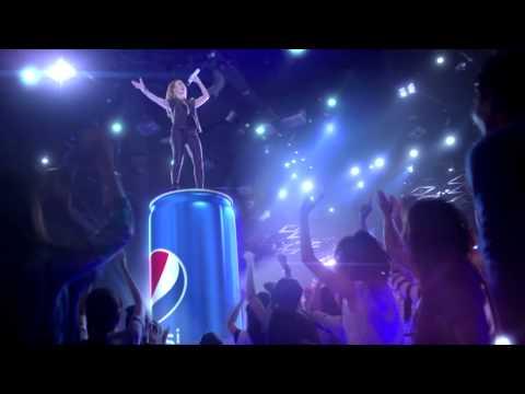 Pepsi lon cao, thật cao thật nổi bật  - Mỹ Tâm