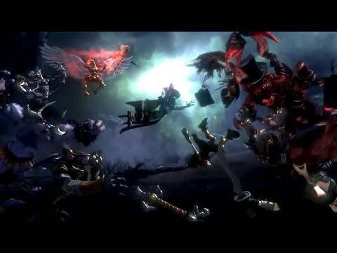 All League of Legends cinematic Trailers | HD 720p
