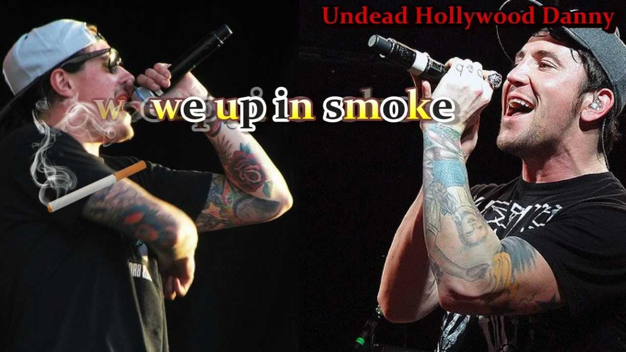 Hollywood Undead - Up In Smoke Lyrics | MetroLyrics