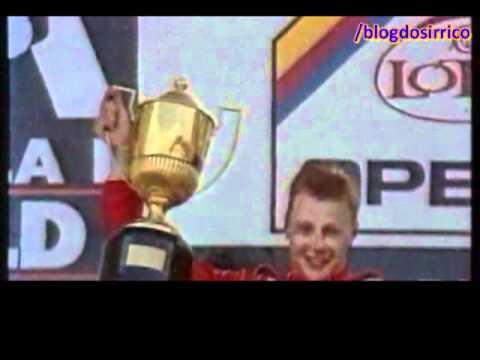 Reportagens Sobre O Bi-Campeonato De Mika Hakkinen e Acidente Fatal De Greg Moore