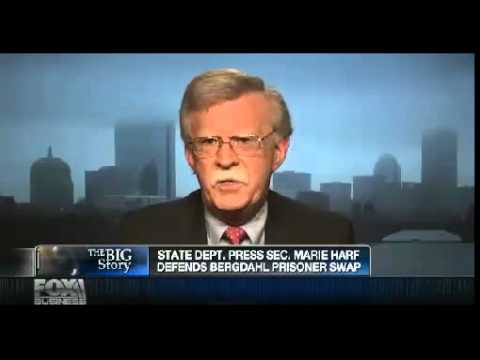 John Bolton On State's Bergdahl Comments: Children Should Not Be 'In Charge Of Foreign Policy'