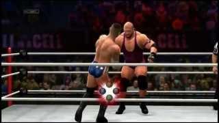 WWE 2K14 Comebacks