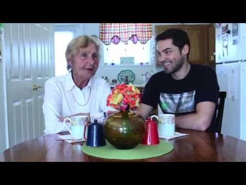 Tea Time with Nana: Nana's Birthday