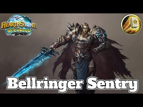 Bellringer Sentry Secret Paladin Witchwood | Hearthstone Guide How To Play