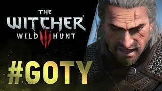 The Witcher 3: Wild Hunt - GAME OF THE YEAR Edition Bejelentés