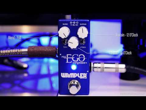 Wampler Ego Mini Compressor
